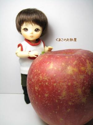 ちよちゃんとリンゴ