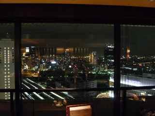 大阪の夜景でっせ~☆