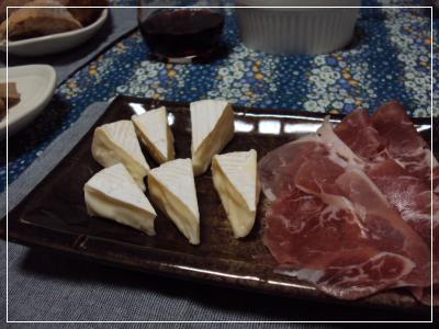 チーズ・生ハム