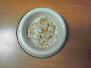 鶏団子のミルク煮