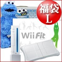 Wii (本体)+Wii Fit [Wiiソフト]feat.セサミストリート