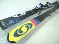 スキー 板 カービング サロモン【niigata】