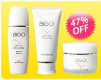 日本ハムヘルスクリエイトの『BIGO化粧品』