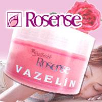 アレルギー体質の方、赤ちゃんの肌にも使えます【Rosense(ローゼンス) ローズヴァセリン】