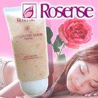 アレルギー体質の方、赤ちゃんの肌にも使えます【Rosense(ローゼンス) ローズピーリングジェル】
