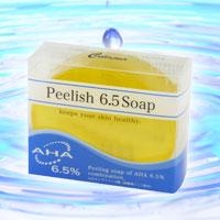セルラージュのAHA(フルーツ酸)を65倍も濃縮配合したピーリングソープ【セルラージュ ピーリッシュ6.5ソープ】