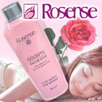 アレルギー体質の方、赤ちゃんの肌にも使えます【Rosense(ローゼンス) ダマスクローズフラワーウォーター】