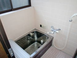 水戸市 東前3丁目 中古住宅 浴室