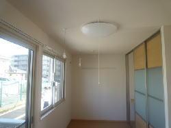 水戸市城南 新築アパート(洋室)