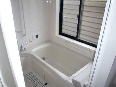 水戸市酒門町 中古住宅 浴室