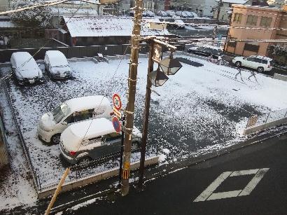 水戸市 雪