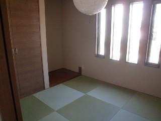 水戸市酒門町 新築住宅 和室