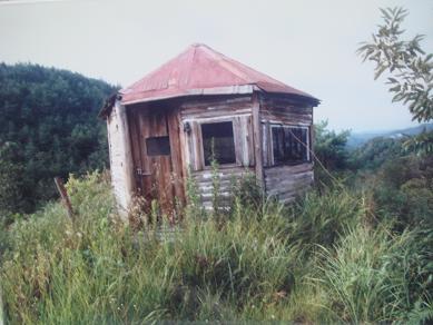 六角堂の秘密基地
