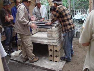 石窯二段目