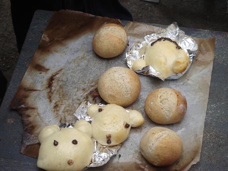 石窯焼きパン