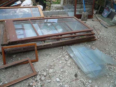 ガラス 607