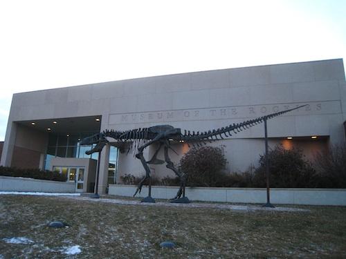 ロッキー博物館