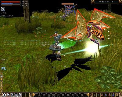 オンラインゲームMMORPG トラビアオンライン