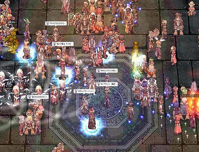 オンラインゲームMMORPG ラグナロクオンライン