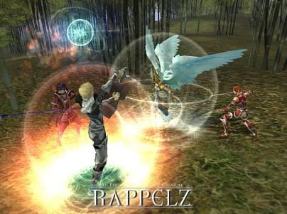 オンラインゲームMMORPG ラペルズ