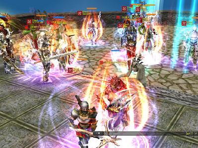 オンラインゲームMMORPG A3