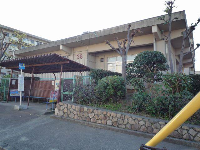 大阪府営東鳥取石田住宅の集会所