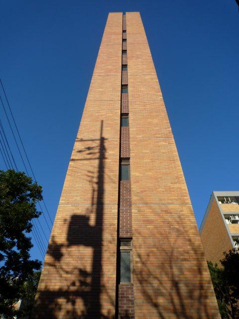 公団東大路高野第3団地の給水塔2