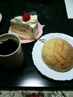 08年01月27日バースデーケーキ