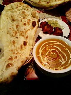 08年02月16日インド料理