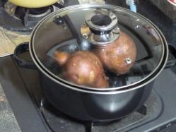 安納芋焼き