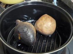 安納芋焼き2