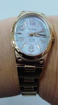 腕時計お帰り