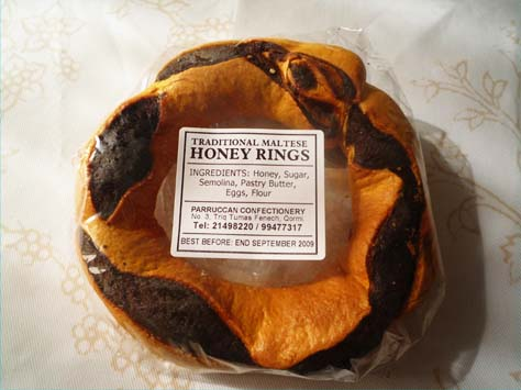 HONEY RINGS