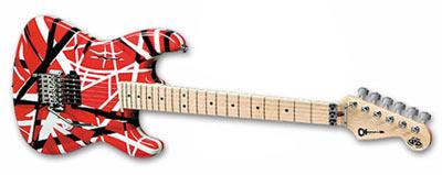 ギター エディ・ヴァン・ヘイレン