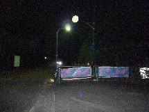 夜の緑山峠3