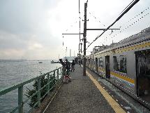 海芝浦駅2