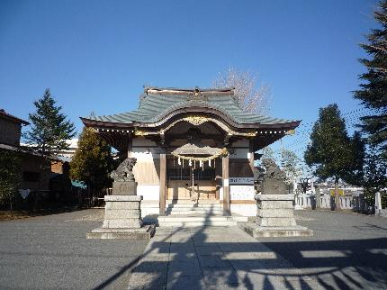 三保杉山神社1