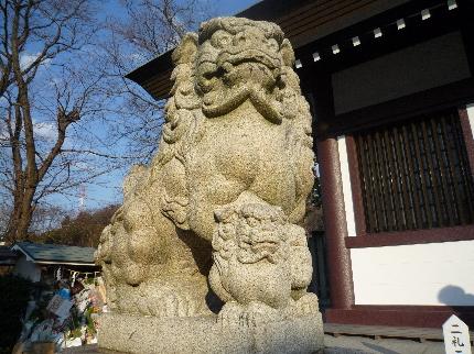成瀬杉山神社4