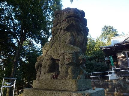 西八朔杉山神社4