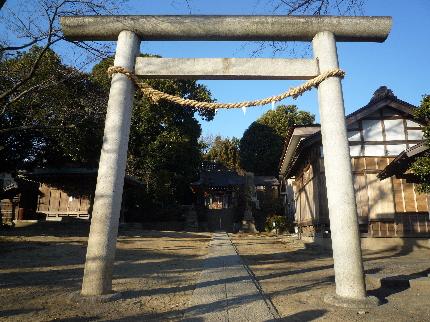 池辺杉山神社1