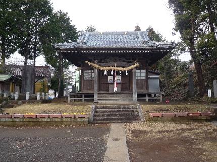 佐江戸杉山神社4