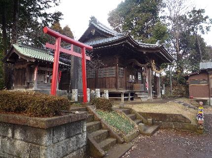 佐江戸杉山神社5