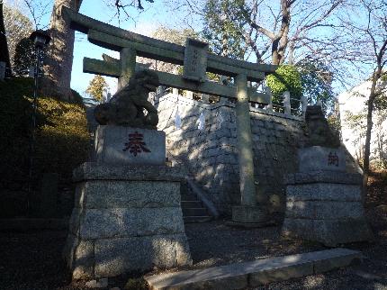 下谷本杉山神社1