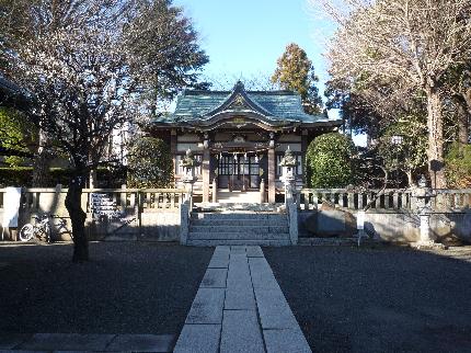 下谷本杉山神社4