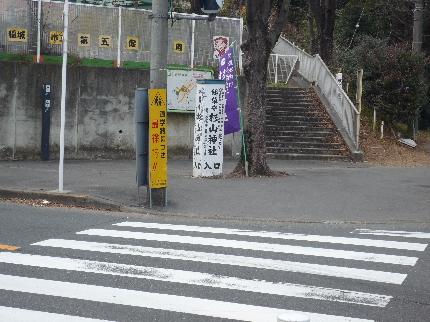 杉山神社ポタ1