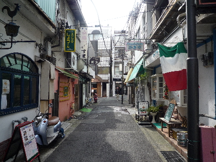 熱海の路地4