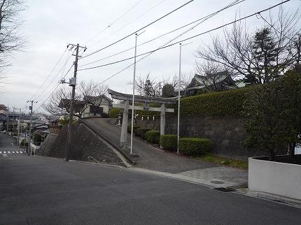 上谷本杉山神社1