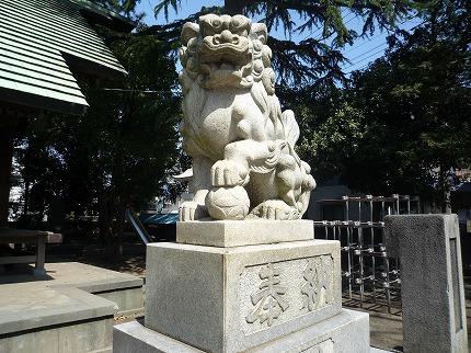 井田神社2