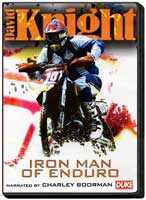 David Knight Iron Man of Enduro