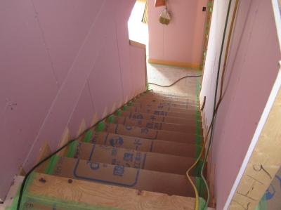 2Fから見た階段